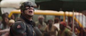 پشت صحنه فیلم کاپیتان آمریکا