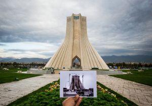 تونل زمان از تهران تاطهران