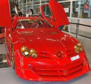 ماشین 11-000-000 دلاری !