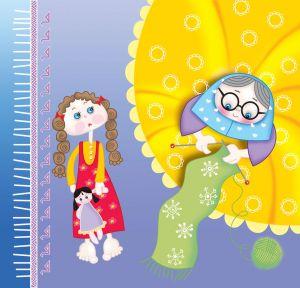تصویرسازی کتاب کودک با فتوشاپ