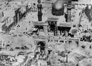 عکسهای قدیمی از حرم امام حسین(ع)