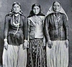 دختران بالاشهری و پولدار دوره قاجار