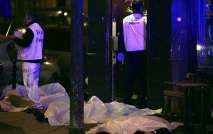 عکس هایی از انفجار پاریس با 140 کشته