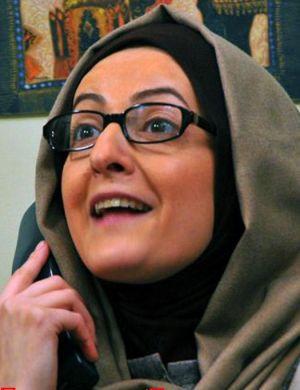 همسر واقعی خانم شیرزاد در ساختمان پزشکان