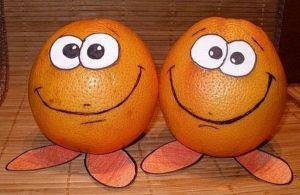 سرگرم کننده با میوه ها