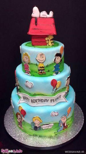 دیدنی ترین کیک های تولد سری دوم