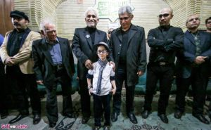 مراسم سالگرد درگذشت مرتضی پاشایی با حضور هنرمندان