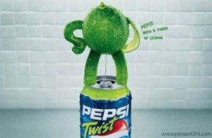 آگهی ها و تبلیغات جالب پپسی