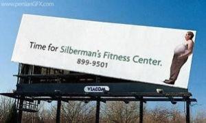 جذاب ترین، هوشمندانه ترین و منحصر به فردترین بیل بوردهای تبلیغاتی محیطی