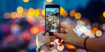 مبانی پایه عکاسی با موبایل