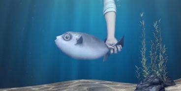انیمیشن کوتاه Fugu