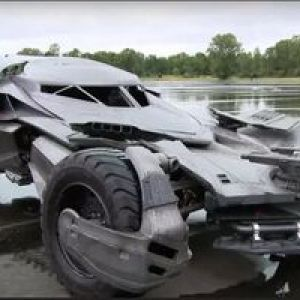 خودروی بتمن ساخته شد!