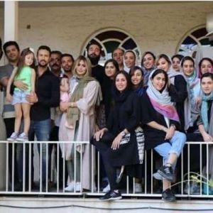 واکنش شاهرخ استخری به انتشار عکس همسرش