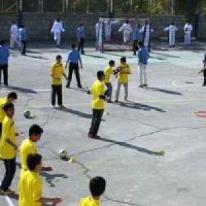 تعطیلی زنگ ورزش در مدارس تهران