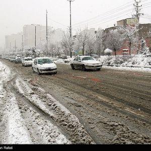 هواشناسی ایران ۹۸۱۰۰۴| آغاز بارش برف و باران ۵روزه در ۲۱ استان از عصر امروز