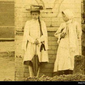 ردپای شبح دختری در موزه ای در سیبری ؟ + عکس