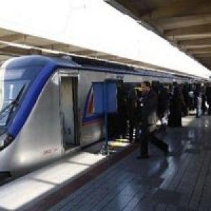 مرگ زن 35 ساله در ایستگاه مترو کرج – تهران