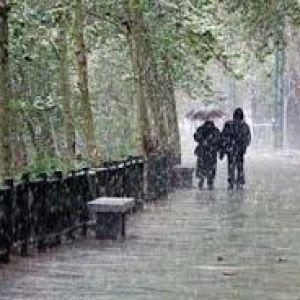 آغاز بارش ها در پایتخت از روز دوشنبه