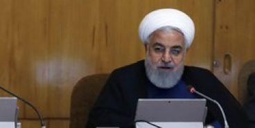 روحانی: از مکرون تشکر میکنم جزئیات طرح صلح فرانسه از زبان رئیس جمهور