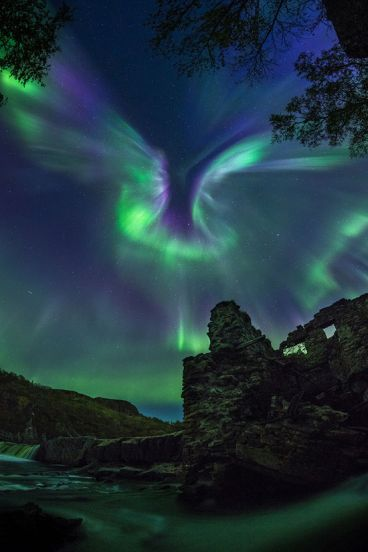 عکس های شگفت انگیز از برندگان مسابقه عکاسی نجومی در سال ۲۰۱۹