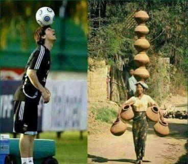 مقایسه هنر مسی