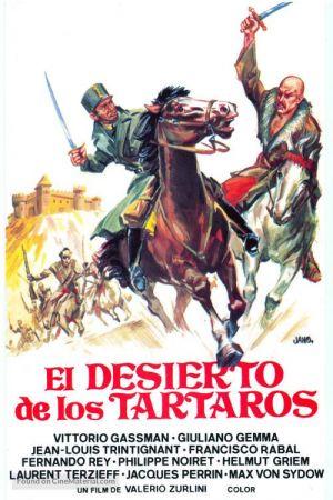 دانلود فیلم The Desert of the Tartars 1976 دوبله فارسی