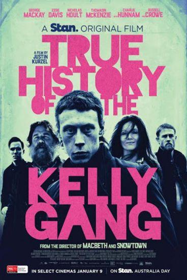 دانلود فیلم True History of the Kelly Gang 2019 دوبله فارسی