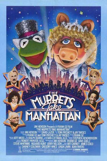 دانلود فیلم The Muppets Take Manhattan 1984 با دوبله فارسی