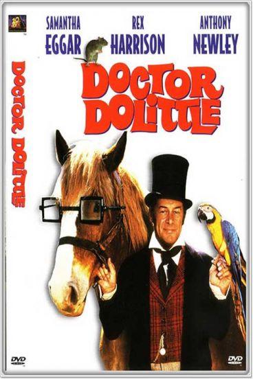 دانلود فیلم Doctor Dolittle 1967 با  کیفیت عالی و زبان اصلی