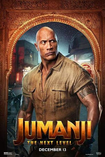 دانلود فیلم Jumanji: The Next Level 2019 دوبله فارسی