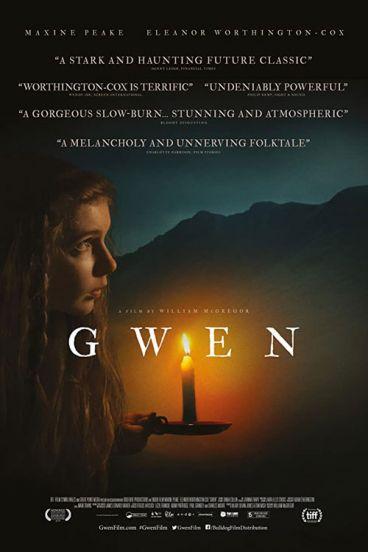 دانلود فیلم Gwen 2018 دوبله فارسی