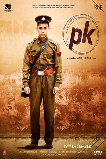 دانلود فیلم PK 2014 دوبله فارسی