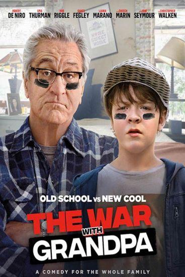 فیلم The War with Grandpa 2020 دوبله فارسی