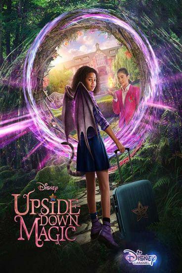 دانلود فیلم UpsideDown Magic 2020 دوبله فارسی و کیفیت عالی
