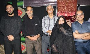 سفر سالانه از آمریکا برای برپایی مجلس عزاداری محرم در بافق