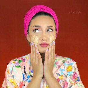 آموزش آرایشگری آرایش صحیح پوست