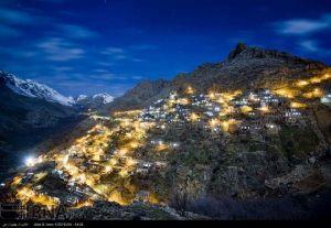 اورامان، روستای شگفت انگیز