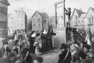 تاریخچه جالب ماشین اعدام گیوتین و مخترعان آن
