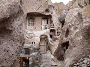 کندوان متفاوت ترین روستای ایران