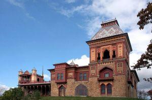 خانه اُلانا، آمیزهای از معماری ایرانی و ویکتوریایی در نیویورک!