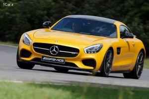 بررسی مرسدس بنز AMG GT S مدل 2015