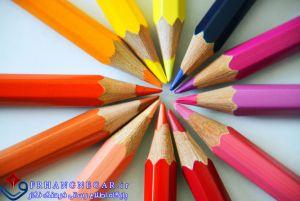حکاکی جالب روی مداد