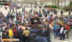 حواشی بازی امید ایران و امید افغانستان (نود ۱۷ فروردین)