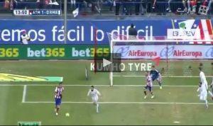 شکست سنگین و ۴-۰ رئال مادرید مقابل اتلتیکو