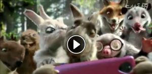 تیزر مرسدس بنز: مسابقه خرگوش و لاک پشت AMG سوار