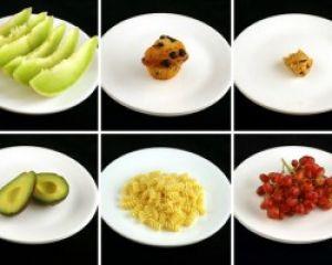 چند گرم از خوراکیهای مختلف حاوی ۲۰۰ کالری است؟
