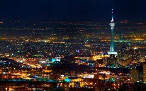 تهرانگردی با رضا یزدانی