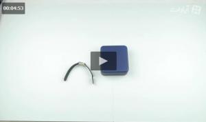 تخریب اپل واچ طلایی توسط دو آهنربای قدرتمند!
