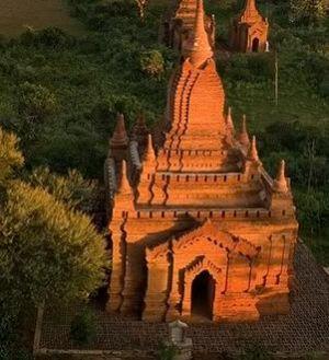 تصاویری دیدنی از معماری باستانی