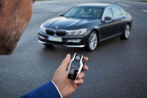 ۵ فناوری شگفتانگیز در مدل ۲۰۱۶ اتومبیل BMW 7 Series